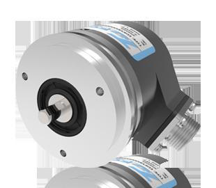 Φ58mm-Solid shaft Incremental Encoder