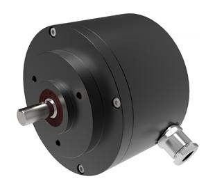 Φ116mm-隔爆型+粉尘型复合防爆编码器
